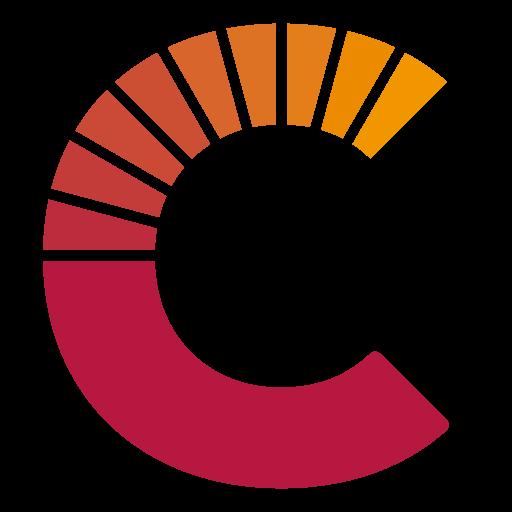 カムアップ ロゴ